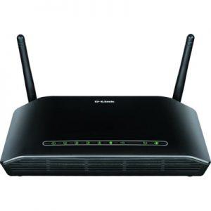Router D-LINK DSL-2750B/E