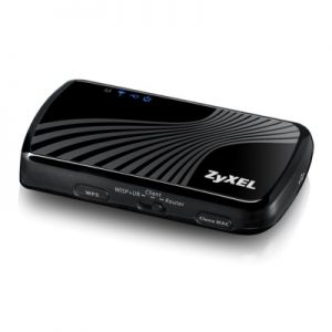 Router ZYXEL NBG2105