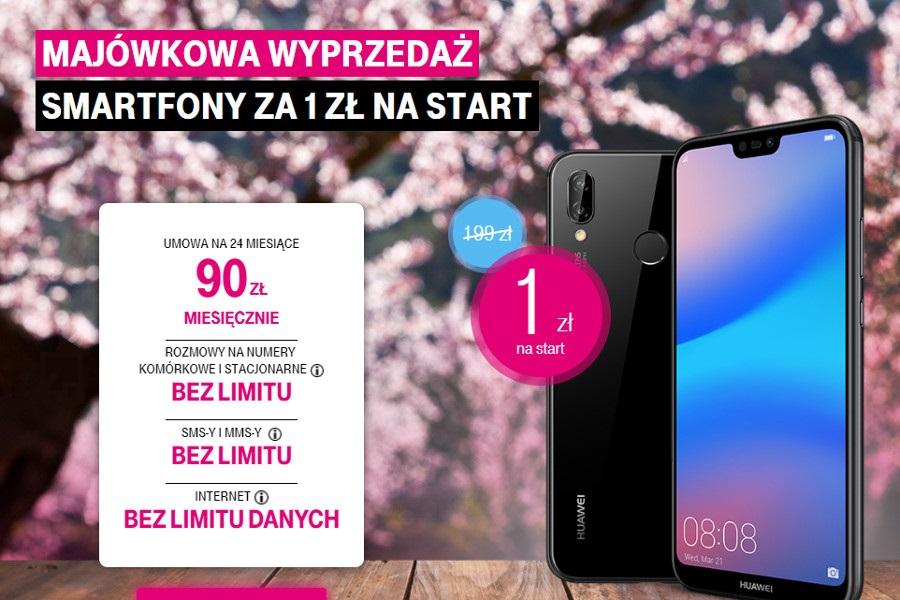 Samsung Galaxy S7 za 1 zł w T-mobile