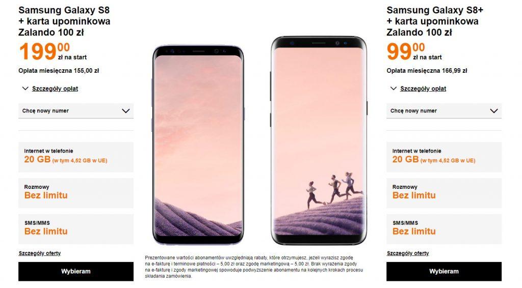 Samsung Galaxy S8 lub S8+ 2