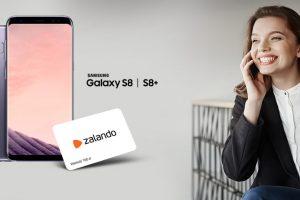 Samsung Galaxy S8 lub S8+
