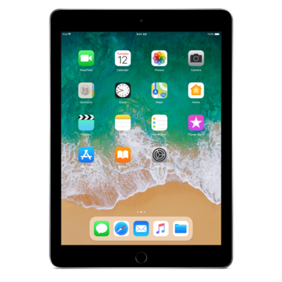 Tablet APPLE iPad 128GB Wi-Fi Gwiezdna szarość MP2H2FD/A