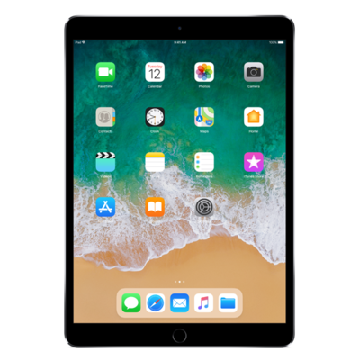 Tablet APPLE iPad Pro 10.5 Wi-Fi 256GB Gwiezdna szarość MPDY2FD/A