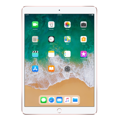 Tablet APPLE iPad Pro 10.5 Wi-Fi 256GB Różowe złoto MPF22FD/A