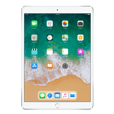 Tablet APPLE iPad Pro 10.5 Wi-Fi 256GB Srebrny MPF02FD/A