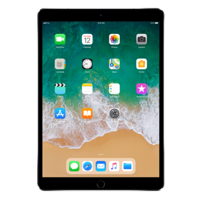 Tablet APPLE iPad Pro 10.5 Wi-Fi+Cellular 256GB Gwiezdna szarość MPHG2FD/A