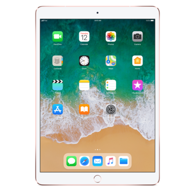 Tablet APPLE iPad Pro 10.5 Wi-Fi+Cellular 512GB Różowe złoto MPMH2FD/A