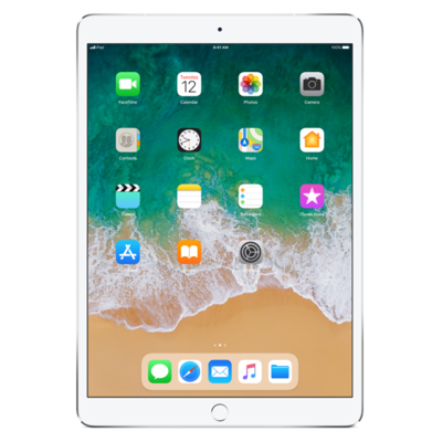 Tablet APPLE iPad Pro 10.5 Wi-Fi+Cellular 512GB Srebrny MPMF2FD/A
