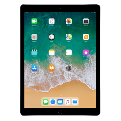 Tablet APPLE iPad Pro 12.9 Wi-Fi 512GB Gwiezdna szarość MPKY2FD/A