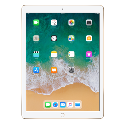 Tablet APPLE iPad Pro 12.9 Wi-Fi 512GB Złoty MPL12FD/A