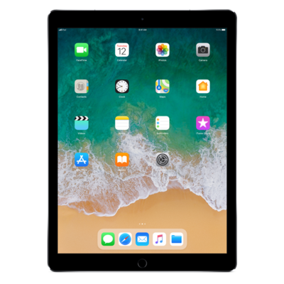 Tablet APPLE iPad Pro 12.9 Wi-Fi+Cellular 256GB Gwiezdna szarość MPA42FD/A