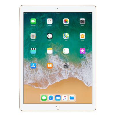 Tablet APPLE iPad Pro 12.9 Wi-Fi+Cellular 256GB Złoty MPA62FD/A