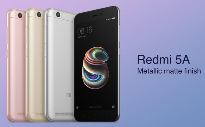 Za ile Xiaomi Redmi 5A w Play?