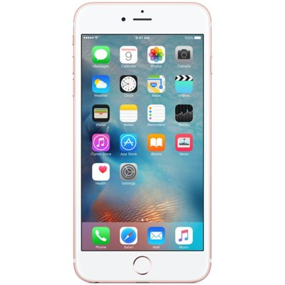 Smartfon APPLE iPhone 6s Plus 128GB Różowe złoto