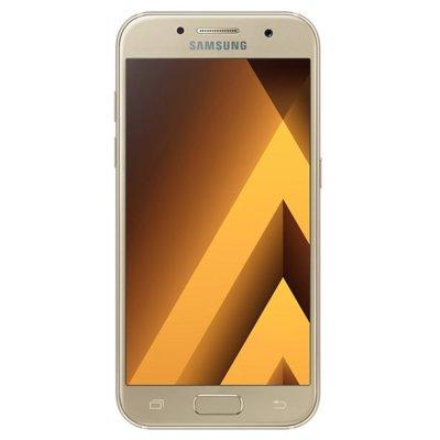 Smartfon SAMSUNG Galaxy A3 (2017) Gold Sand