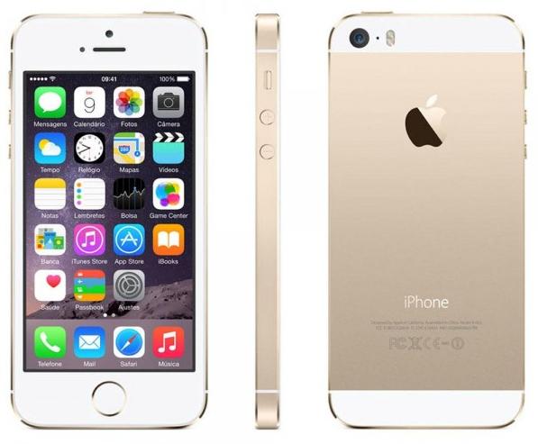 iPhone SE 32 GB złoty