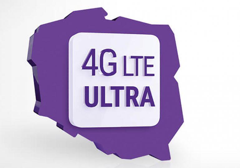 Kolejne miejscowości z zasięgiem 4G LTE i 4G LTE ULTRA w Play