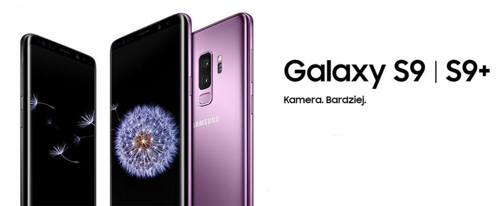 Galaxy S9 lub Galaxy S9+