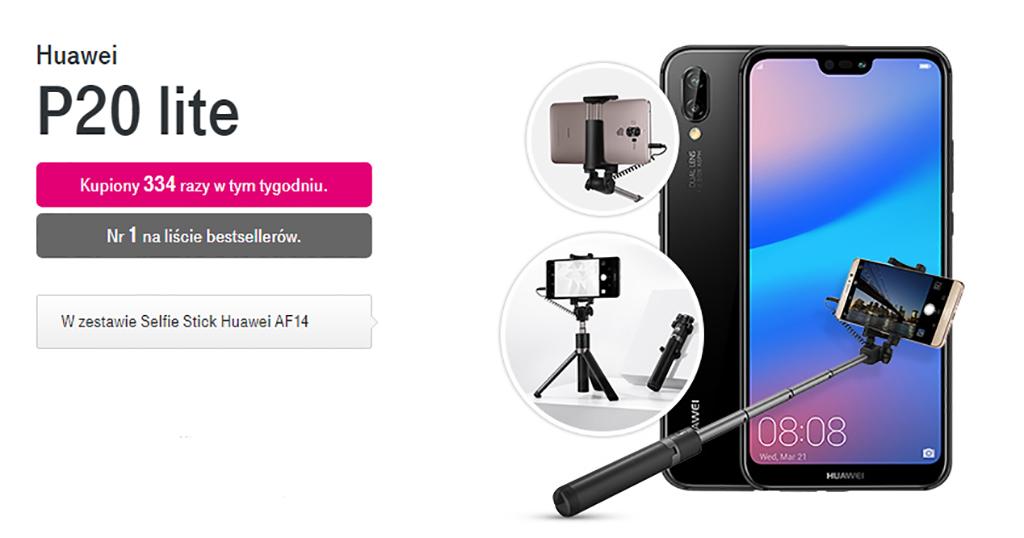 Huawei P20 Lite i