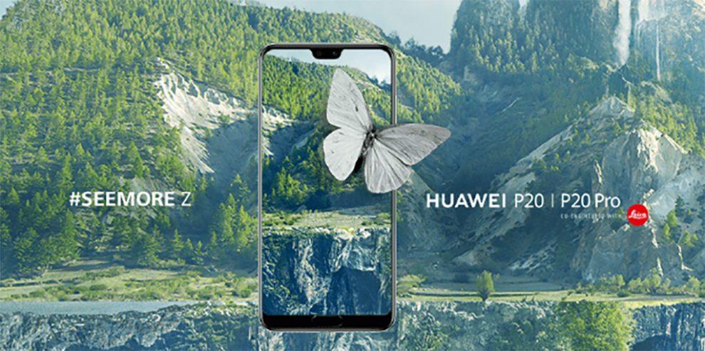 na Huawei P20 Pro