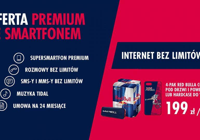 Red Bull Mobile z pakietem za 199 zł - co w tej cenie ?