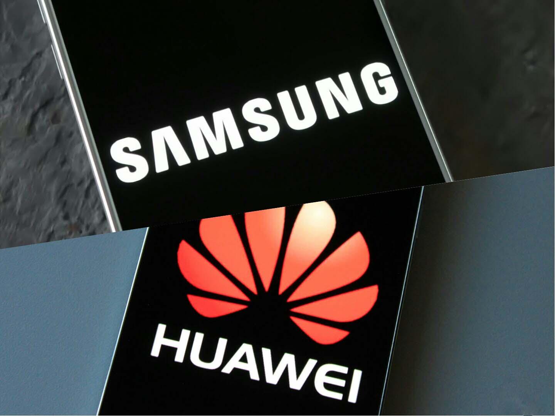 Samsung i Huawei