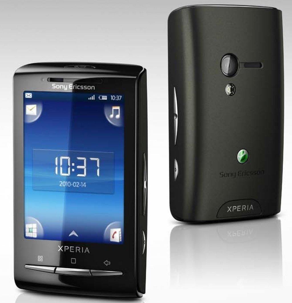 Sony Ericsson-Xperia-X10-mini