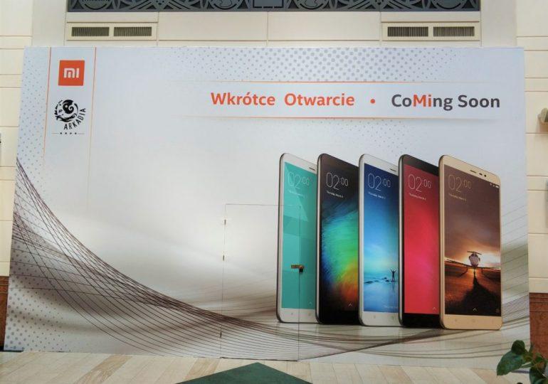 Xiaomi Mi Store w Warszawie - otwarcie i promocje!