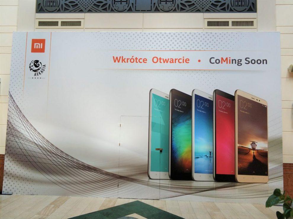 Xiaomi Mi Store w Warszawie