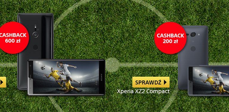 Kup Xperia XZ2 i odbierz do 600 zł!