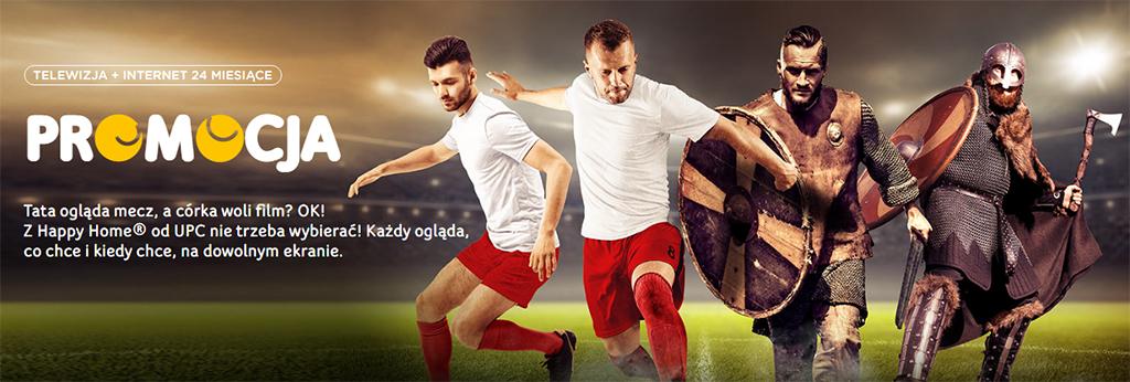 Pakiet Sport Pack w UPC