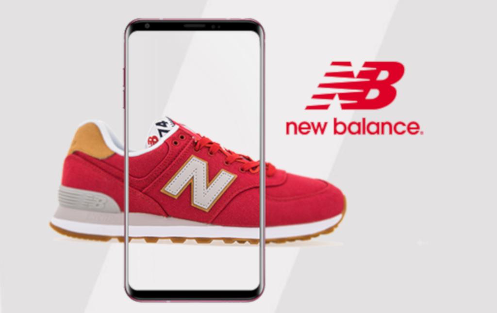 rabat na New Balance