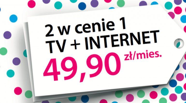Telewizja i Internet za 49,90 zł w Netia - prześwietlamy ofertę