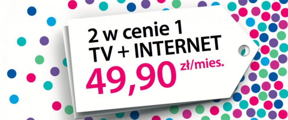 telewizja i internet