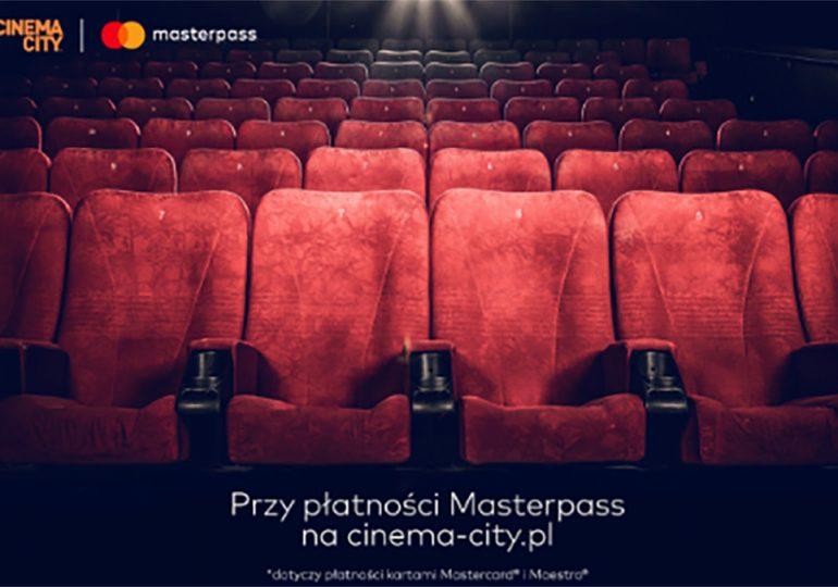 Do kina za 10 zł? Tak, do Cinema City dzięki Masterpass!