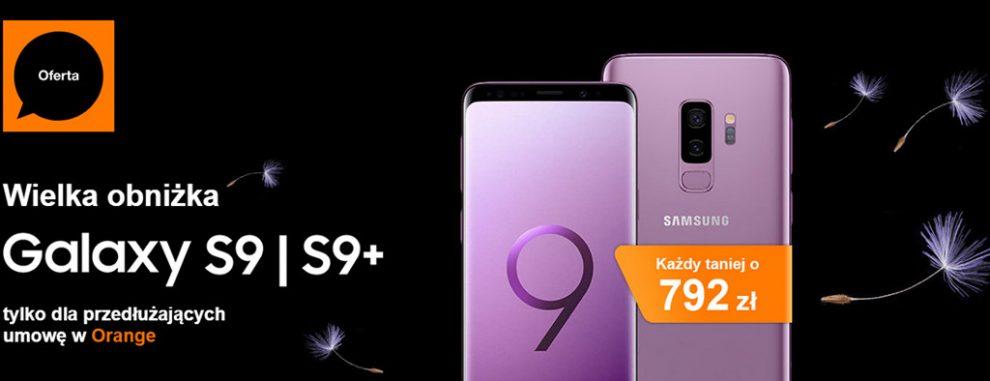 Galaxy S9 w Orange