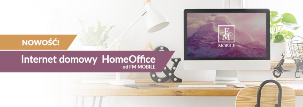 Internet domowy HomeOffice