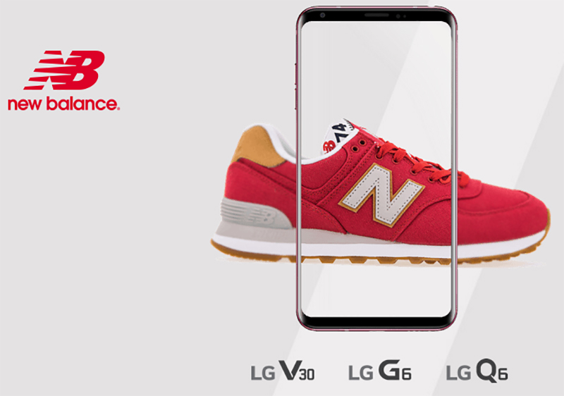LG G7 ThinQ w Orange i promocja New Balance