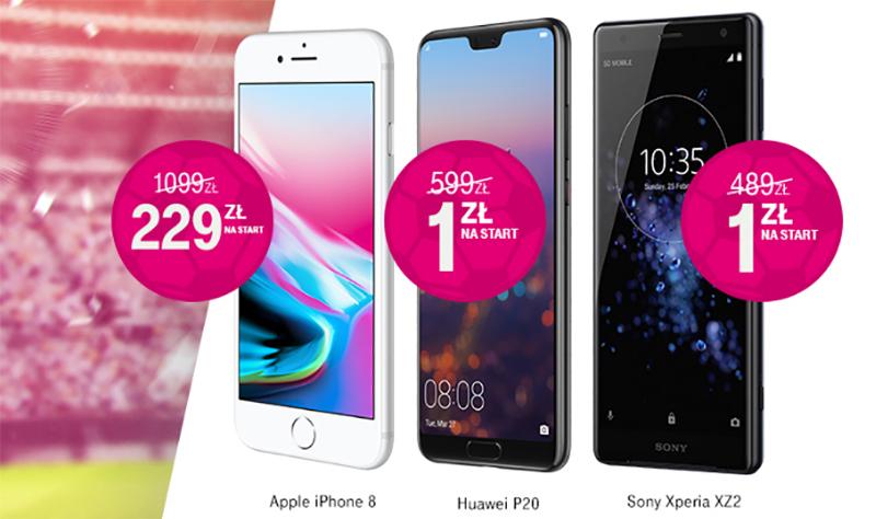 Mistrzowska oferta smartfony