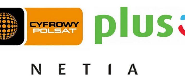 Netia w sieci sprzedaży Plusa i Cyfrowego Polsatu