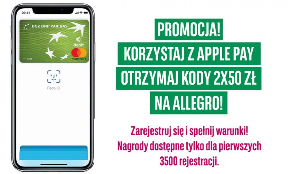 Płać Apple Pay