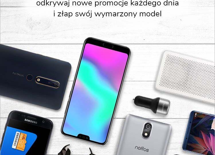 Promocja: Telefony w x-kom taniej nawet o 500 zł!