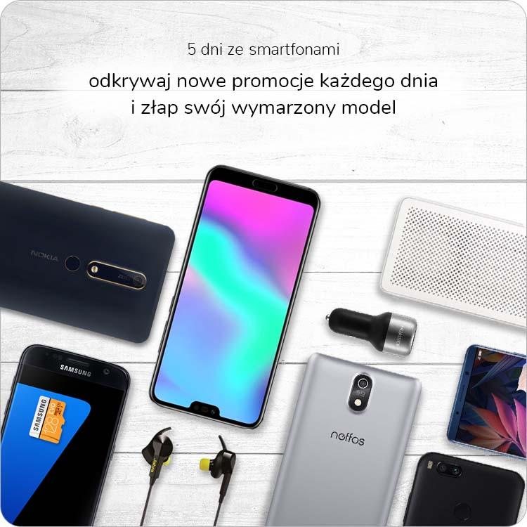 Promocja Telefony w x-kom taniej nawet o 500 zł