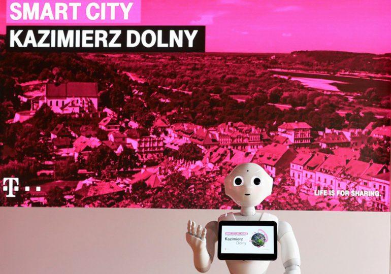 Kazimierz Dolny będzie pierwszym polskim Smart City