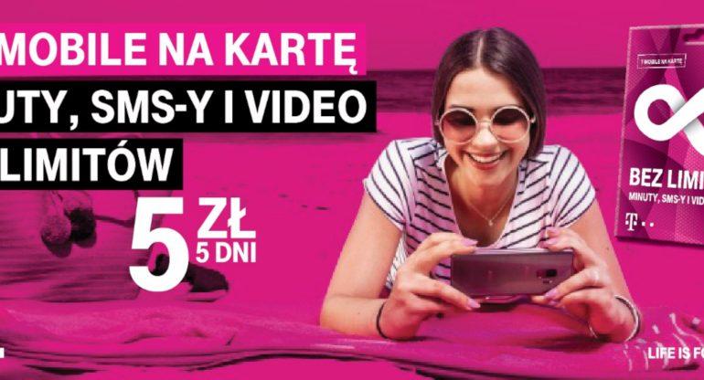 Nowe oferty w T-Mobile na kartę, na Mistrzostwa świata