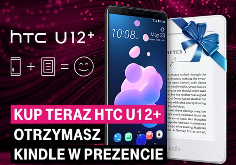 Przedsprzedaż HTC U12+ T-Mobile vs Play