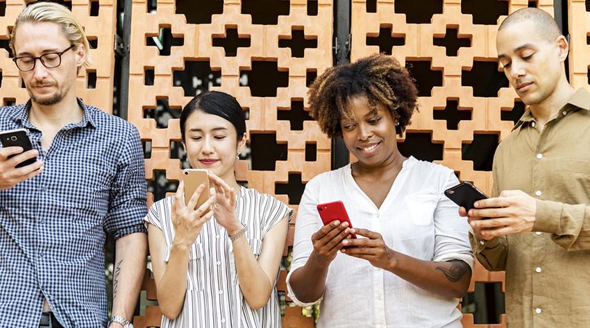 smartfony w supercenie Plus