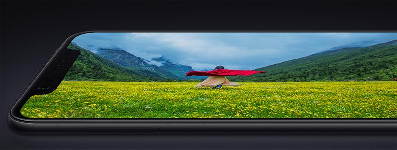 sprzedaż Xiaomi Mi 8 ekran