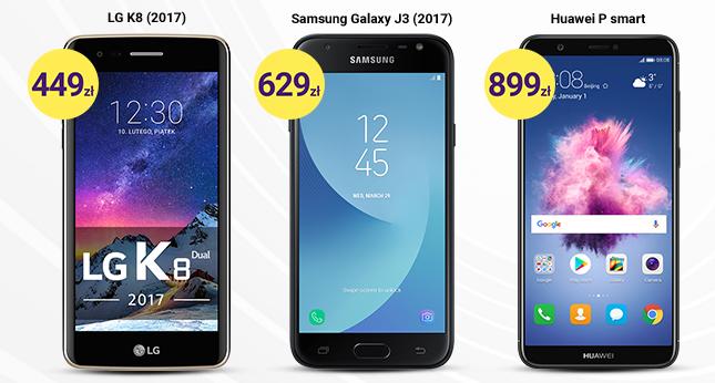 telefony bez abonamentu promocja