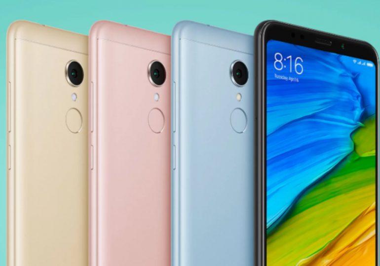 Xiaomi Redmi 5 najtaniej w... Biedronce?